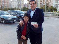 Mustafa Hakan Uslu, büyük ikramiyeyi tek rakamla kaçırdı, hastanelik oldu