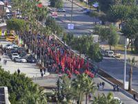 3 Ocak Mersin'in düşman işgalinden kurtuluşunun 94. yılı coşkuyla kutlandı