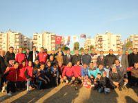 3 Ocak Kurtuluş Kupası'nda şampiyon Mersin Büyükşehir Belediyesi oldu
