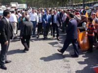 Ak Parti Anamur İlçe Başkanlığı, aday tanıtım toplantısı düzenledi