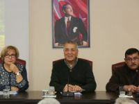 Mezitli Belediye Meclisi yılın ilk toplantısını yaptı