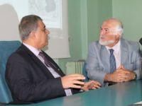 Anamur'da huzurevi istişare toplantısı yapıldı