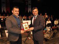 Anamur Belediyesi Türk Halk Müziği Korosu'ndan Alanya'da muhteşem konser
