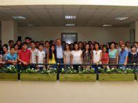 Akdeniz Belediyesi'nden sınava girecek öğrencilere stresi önleme semineri