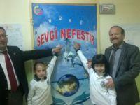 """Akdeniz İlkokulu'nda """"Değerler Eğitimi"""" veriliyor"""