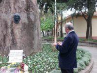 Atatürk'ün annesi Zübeyde Hanım, İstanbul'da büstü başında anıldı