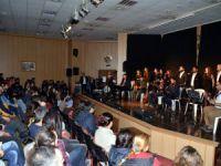 Akdeniz Belediyesi Hadra Kültür ve Sanat Evi'nde dönem sonu etkinliği
