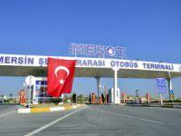 Mersin Otogarı'nda fesih işlemleri başladı