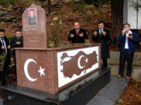 Anamurlu Şehit Uzman Çavuş Serkan Angay unutulmadı
