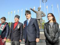 Atatürk'ün Erdemli'yi ziyaretinin 91. yıl dönümü kutlandı