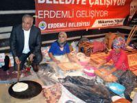 Mersin Uluslararası Gıda Tarım ve Hayvancılık Fuarı'nda Erdemli standı ilgi gördü