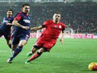 Mersin İdman Yurdu, Galatasaray'ı 2-1 mağlup etti