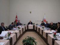 Mersin'de Ceza İnfaz Kurumlarının Güvenliği Masaya Yatırıldı