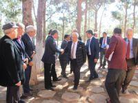 Başkan Kocamaz'dan Aydıncık'a Ziyaret