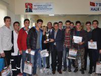 Başkan Türe, İl İkincisi olan Anamur Belediyespor Voleybol takımını tebrik etti