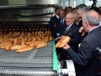 Mersin'de Halk Ekmek Fabrikası Hizmete Girdi
