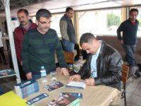 Anamurlu yazar Veli Erdem'in ikinci kitabı yayımlandı