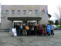 İstanbul'daki Erdemlili Öğrenciler, ERKDER'le İstanbul'un Tarihi Yerlerini Gezdiler