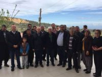 Vali Çakacak Kırsal Mahallelerde Vatandaşlarla Buluştu