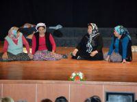 Mersin'li Kadınlardan Kadınlara Özel Gösteri