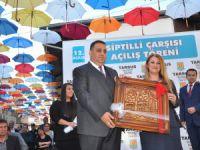 Tarsus'taki Tarihi Siptilli Çarşısı Açıldı
