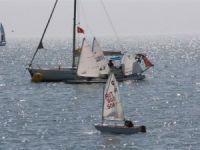 Mersin'de Yelkenler Çanakkale Zaferi İçin Açıldı