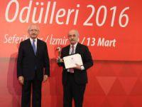 Sosyal Demokrat Belediyeler Derneği'nden Yenişehir Belediyesi'ne Ödül