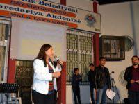 Akdeniz'de Çay Mahalle Evi açıldı