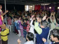 Mersin Büyükşehir Belediyesi, Tiyatroyu Çocukların Ayağına Götürüyor