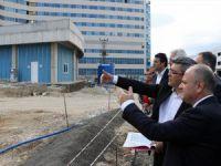 Türkiye'nin ilk şehir hastanesi Mersin'de açılacak
