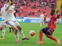 Mersin İdman Yurdu: 0 – Gaziantepspor: 0