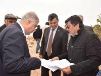 Anamur'da Huzurevi Arazisi Düzenleniyor