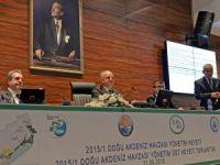 Doğu Akdeniz Havzası yönetim heyeti ve yönetim üst heyeti toplantısı gerçekleştirildi