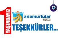 ERKDER'den Anamurlular.com'a kutlama mesajı