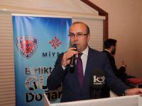 İstanbul'daki Mersinliler MİY için tek yürek oldu
