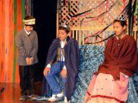 Geleceğin tiyatrocuları Akdeniz'de sahnede