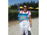 Aleyna Akçınar Mersin'e Gümüş Madalya Kazandırdı
