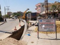 Mersin'in içme suyu altyapısı yenileniyor