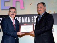Kanser tarama ödülü 3'üncü kez Mersin'in