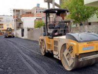 Akdeniz'den 13 bin ton asfalt