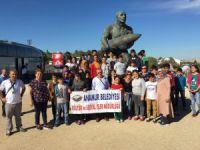 Çanakkale'ye Giden Öğrenciler Anamur'a Geri Döndü