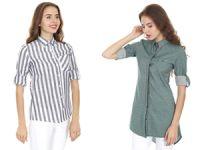 En Güzel Bayan Gömlek Modelleri İçin En İdeal Seçimler