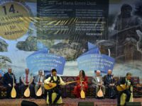 Türk Dünyası Mersin'de Karacaoğlan'da Birleşti
