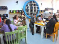 Yenişehir'de zamanın Ruhuna Uygun Kütüphane