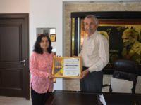 Bozyazı Belediyesi'ne Çalışan Dostu Belediye Ödülü