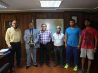 Meskispor Yıldız Kulüpler Atma Branşında Türkiye Şampiyonu Oldu