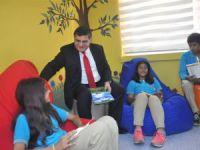 Mersin'de 'cennetin Köşeleri Projesi' Sürüyor