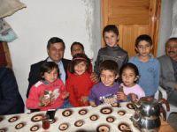 Başkan Türe ve MHP İlçe Teşkilatı'ndan Boğuntu Mahallesi'ne Ziyaret