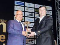 Başkan Kocamaz'a 'hizmette 22. Yıl Özel Ödülü'
