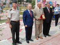 Mersin'de yılın şoförü ödüllendirildi